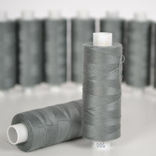 polyesterová-niť-arena-500-m-farba-šedá-120