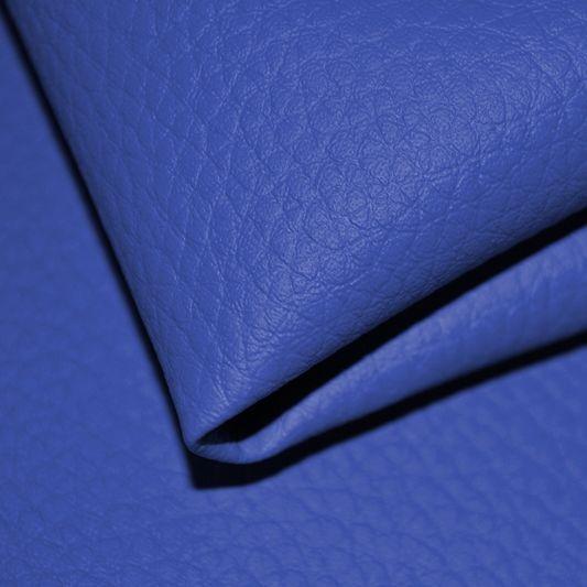 látka-ekokoža-(koženka)-farba-parížska-modrá