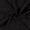 Viskózové plátno čierne