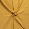 Látka mušelín/dvojitá gázovina horčicová so zlatými bodkami