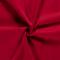 Látka gabardén červená