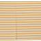 Látka úplet pásik 1 cm bielo-horčicový