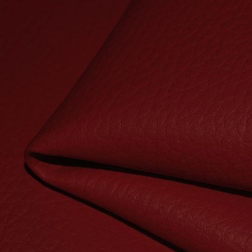 látka-ekokoža-(koženka)-farba-bordo