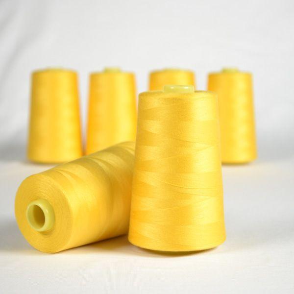 overlock/coverlock-polyesterová-niť-ntf-5000-farba-žltá