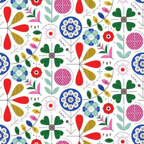 dizajnová-ekokoža-(koženka)-s-potlačou-geometrický-folk-biely-700g