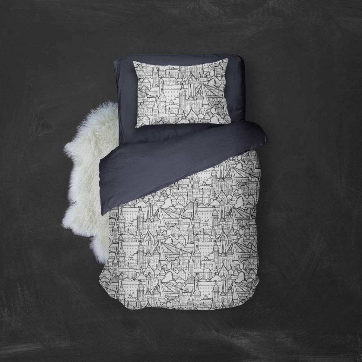 látka-bavlna-premium-i-love-slovakia-biela-by-takoy®