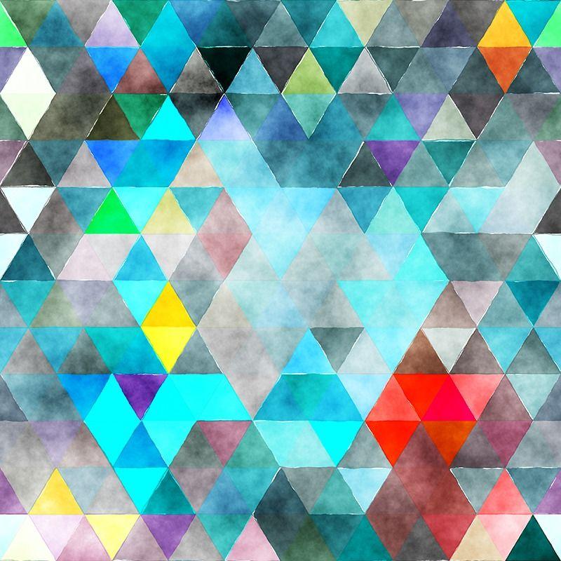 látka-teplákovina-dona-bio-trojuholník-tyrkys