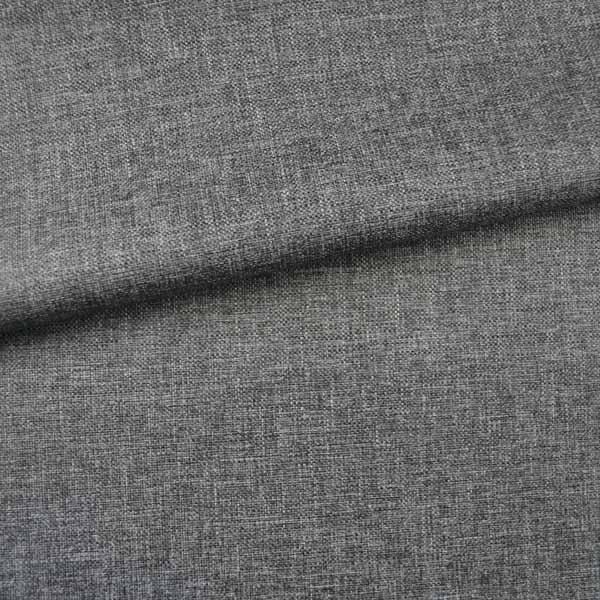 látka-nepremokavý-polyester-tmavošedý-melír