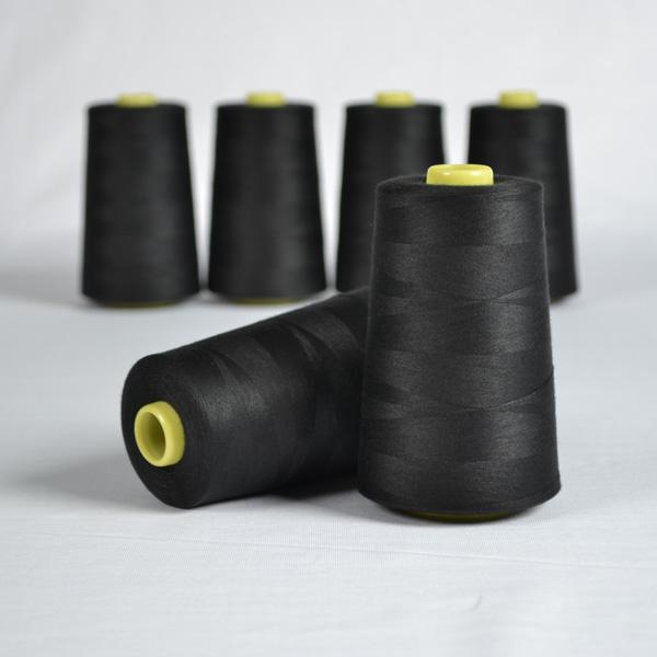overlock/coverlock-polyesterová-niť-ntf-5000-farba-čierna