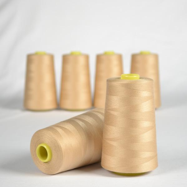 overlock/coverlock-polyesterová-niť-ntf-5000-farba-svetlohnedá