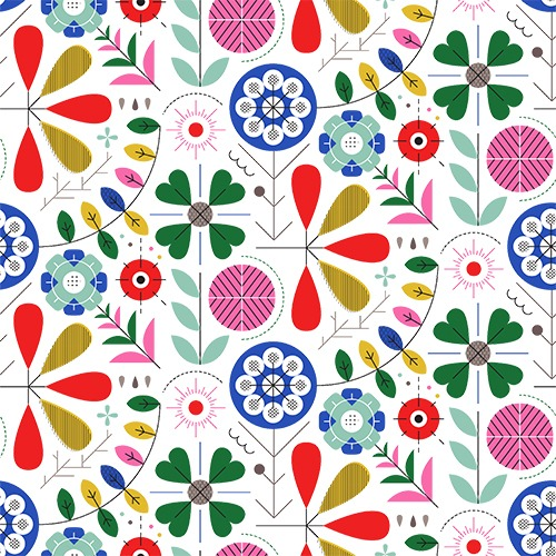Šušťákovina-so-záterom-geometrický-folk-biely