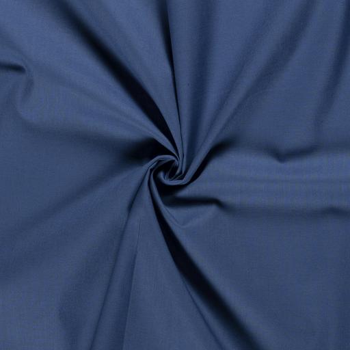 látka-bavlna-economy-kovová-modrá