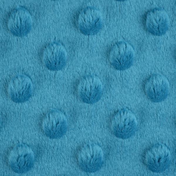 látka-minky-tyrkysová