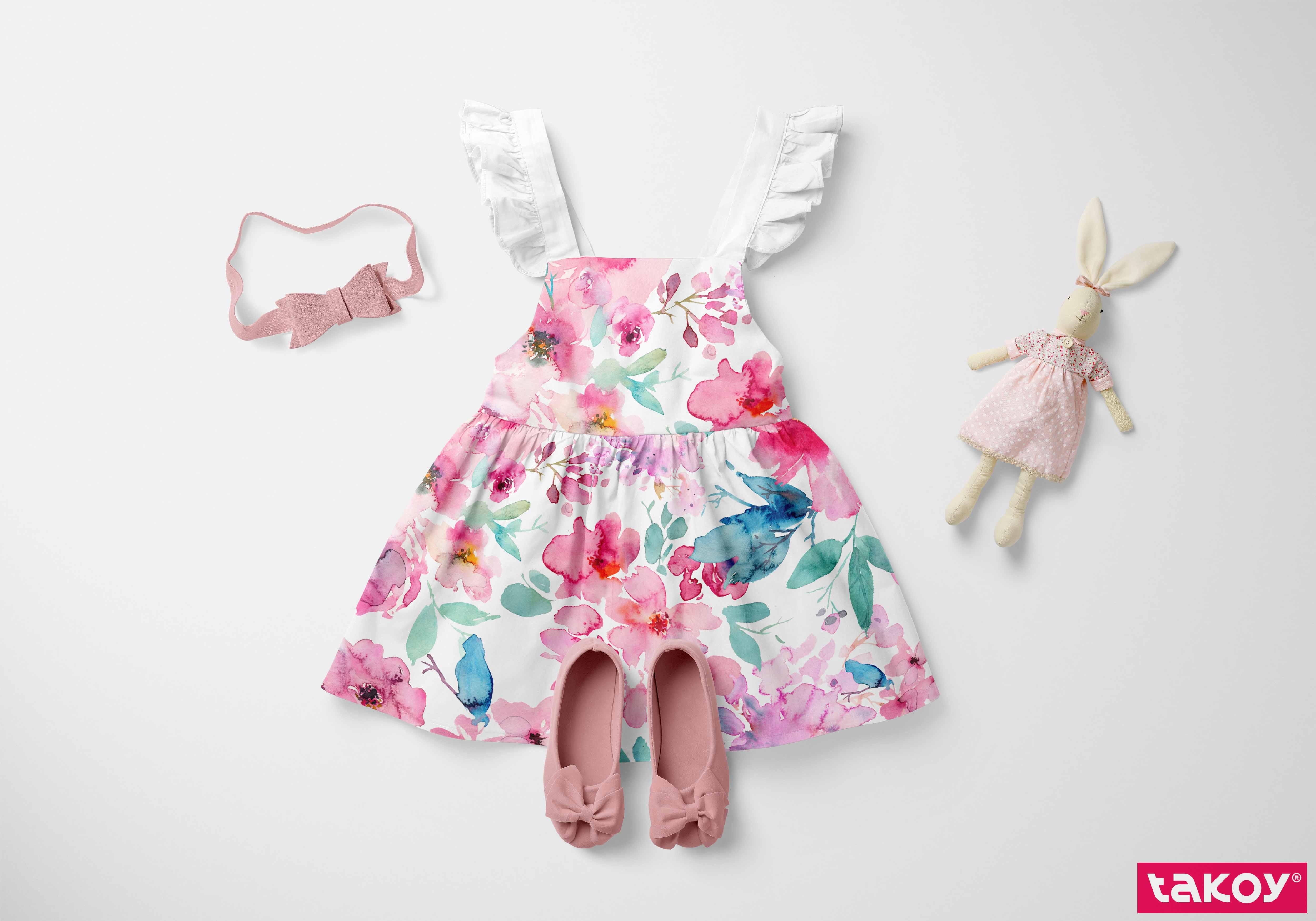 látka-bavlna-pink-summer