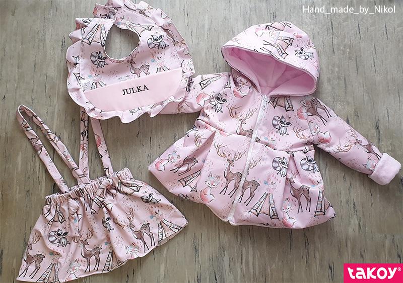 látka-softshell-zimný-baleríny-ružové