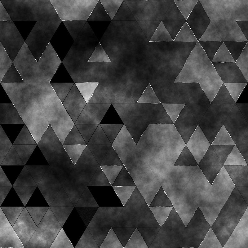 látka-s-potlačou-nepremokavý-polyester-td/ns-trojuholník-čierny