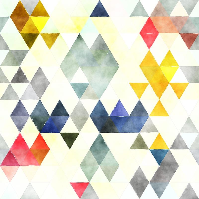 látka-s-potlačou-nepremokavý-polyester-td/ns-trojuholník-béžový
