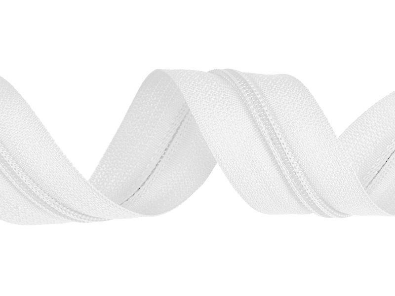 zips-špirálový-3-mm-biely
